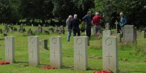 Huddersfield Veterans Edgerton Cemetary